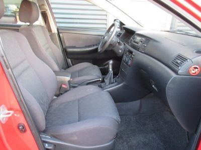 brugt Toyota Corolla 1,6 VVT-i Terra st.car 5d