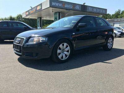 brugt Audi A3 1,6 Attraction 102HK 3d