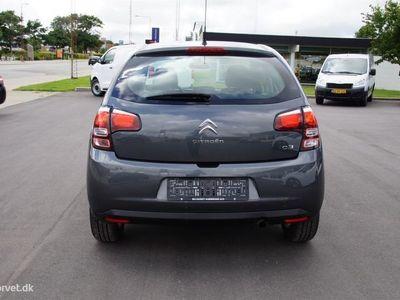 brugt Citroën C3 1,2 VTi Seduction 82HK 5d
