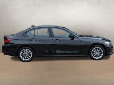 brugt BMW 320 d 2,0 Connected xDrive aut.