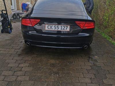 brugt Audi A7 Sportback 3.0 245 HK