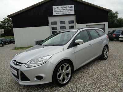 brugt Ford Focus 1,6 TDCi 115 Trend Collection stc.