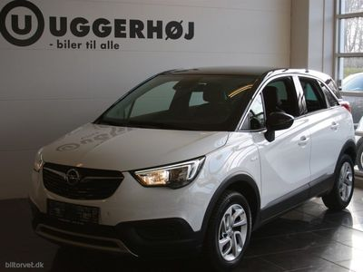 gebraucht Opel Crossland X 1,2 Turbo INNOVATION Start/Stop 110HK 5d