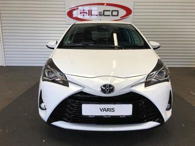 usata Toyota Yaris 1,5 VVT-I T2 Premium 111HK 5d 6g