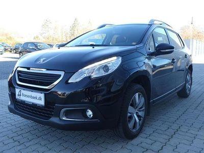 used Peugeot 2008 1,2 VTi Motion+ 82HK