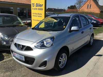 used Nissan Micra 1,2 80 Acenta