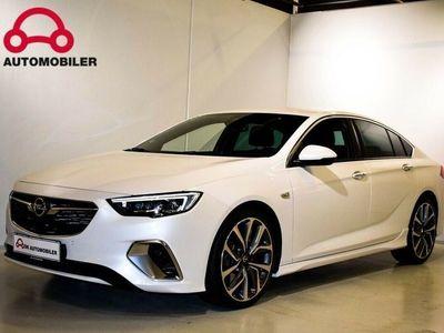 brugt Opel Insignia 2,0 T 260 GSi GS aut. 4x4