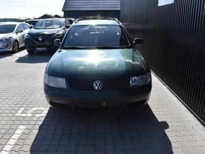 brugt VW Passat Variant 1,8 125HK Stc - Personbil - Grøn