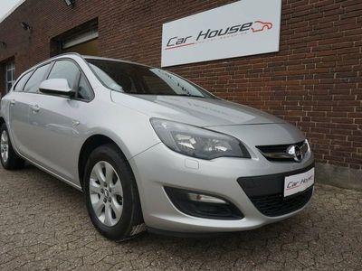 brugt Opel Astra 6 CDTi 110 Sport ST eco