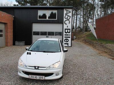 käytetty Peugeot 206 1,4 HDI Comfort Plus 70HK 5d