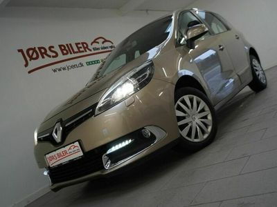 brugt Renault Scénic III 1,5 dCi 110 Limited Edition EDC