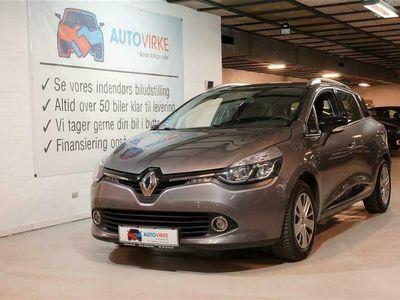 brugt Renault Clio 1,5 DCI Limited 75HK 5d