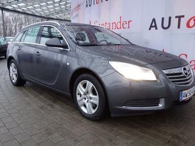 brugt Opel Insignia Sports Tourer 2,0 CDTI Edition 160HK Stc 6g