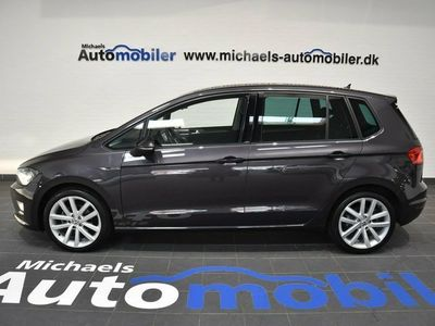 used VW Golf Sportsvan 1,4 TSi 150 Lounge DSG