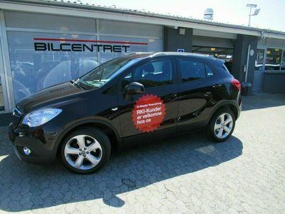 brugt Opel Mokka 1,4 T 140 Enjoy 4x4 eco
