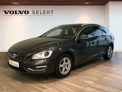 brugt Volvo V60 2,0 D4 Summum 190HK Stc 8g Aut.