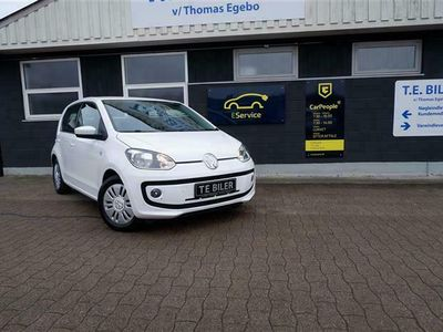 brugt VW up! 1,0 Bluemotion Move 75HK 5d
