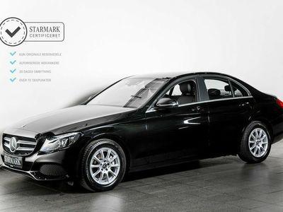 usado Mercedes C220 d 2,2 aut.