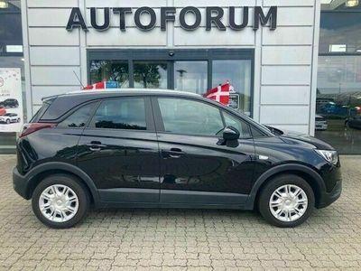 brugt Opel Crossland X 1,5 D 102 Excite