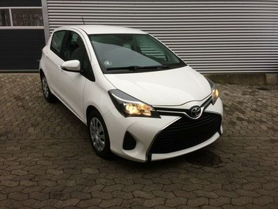brugt Toyota Yaris 1,3 VVT-i T2 Style