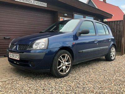 brugt Renault Clio II 1,2 8V Authentique