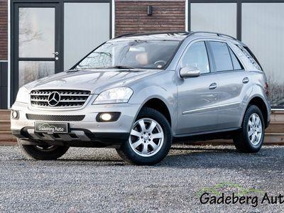 brugt Mercedes ML350 3,5 aut. 4-M