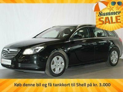 usado Opel Insignia 2,0 CDTi 130 Edition ST eco