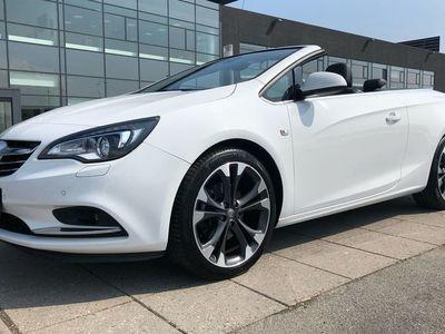gebraucht Opel Cascada 1,6 Turbo Cosmo 170HK Cabr. 6g