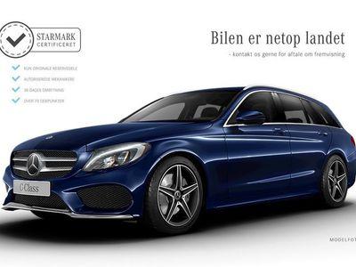 gebraucht Mercedes C200 2,0 Edition C stc. aut.