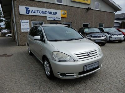 brugt Toyota Avensis Verso 2,0 D-4D 7prs