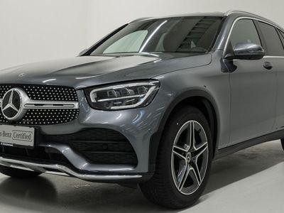 brugt Mercedes GLC220 d AMG Line aut. 4-M 2020