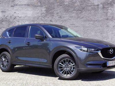 brugt Mazda CX-5 2,0 Skyactiv-G Sense 165HK 5d 6g
