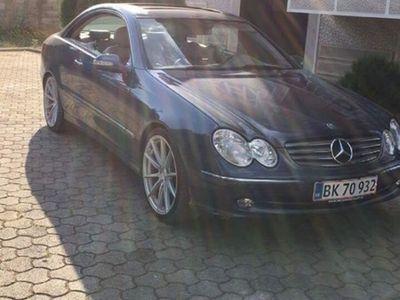 brugt Mercedes CLK240 2.4 170 HK