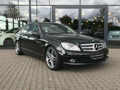 brugt Mercedes C230 2,5 V6 Elegance aut.