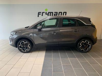 brugt Opel Crossland X 1,2 T Sport Start/Stop 110HK 5d 6g A+