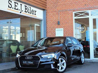 brugt Audi A3 Sportback 1,6 TDI Sport 110HK 5d 6g A+