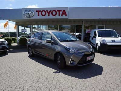 brugt Toyota Yaris 1,5 VVT-iE T3 Smart 111HK 5d