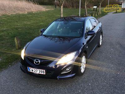 brugt Mazda 6 2.2 diesel hatchback