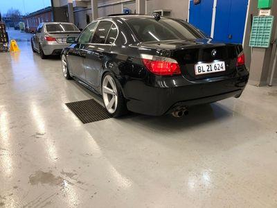 käytetty BMW 530 UOPLYST