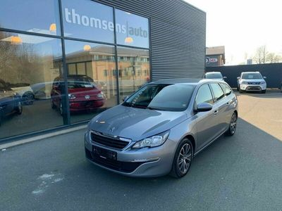 brugt Peugeot 308 1,6 HDi 92 Active SW