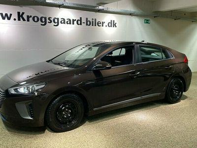 brugt Hyundai Ioniq 16 GDI Premium DCT 141HK 5d 6g Aut.