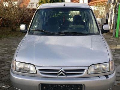 brugt Citroën Berlingo 1,4 Family 75HK
