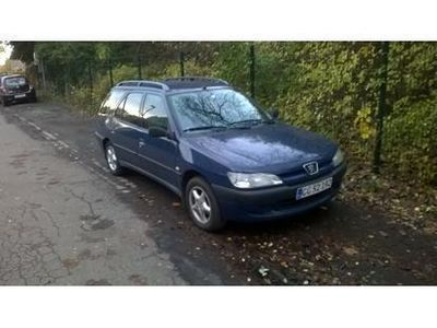 brugt Peugeot 306 1,6 glx