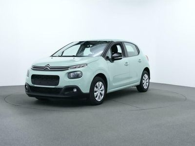 brugt Citroën C3 1,6 Blue HDi Iconic start/stop 75HK 5d A++