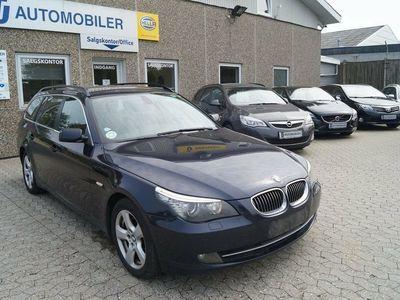 brugt BMW 530 xd 3,0 Touring Steptr.