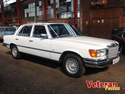 brugt Mercedes 350 SE (W116)