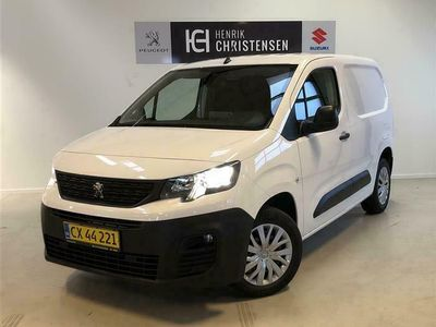 brugt Peugeot Partner L1 V1 1,5 BlueHDi Plus 100HK Van
