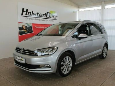usata VW Touran 2,0 TDi 150 Highline DSG