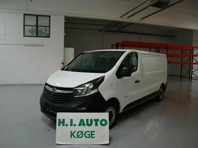 brugt Opel Vivaro 1,6 CDTi 120 Edition L2H1