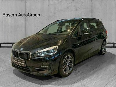 brugt BMW 216 Gran Tourer i 1,5 Sport Line 7prs